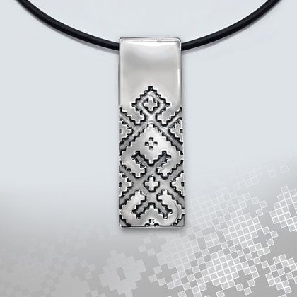Kelara - Silver Necklace